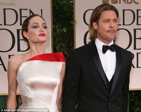 Brad Pitt va Angelina Jolie rao ban lau dai o Phap - Anh 2