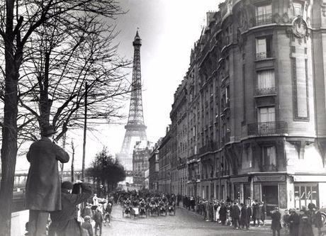 Cuoc song thuong nhat o thu do Paris hoi nhung nam 1920 - Anh 1