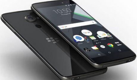 BlackBerry se ban ra DTEK60 tu tuan toi - Anh 1