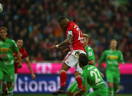 Bundesliga vong 8: Dem la lung cho cac 'dai gia' - Anh 3