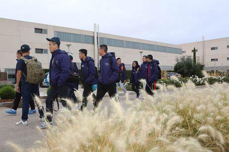 Trai nghiem thu vi cua cau thu 'phui' Viet Nam tai Real Madrid - Anh 10