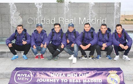 Trai nghiem thu vi cua cau thu 'phui' Viet Nam tai Real Madrid - Anh 3