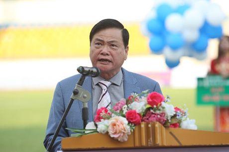 Khai mac vong chung ket U.21 Bao Thanh Nien: Ron vang Cam Pha - Anh 6