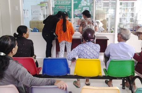 Ca Mau: Ty le bao phu bao hiem y te tren 92% vao nam 2020 - Anh 1