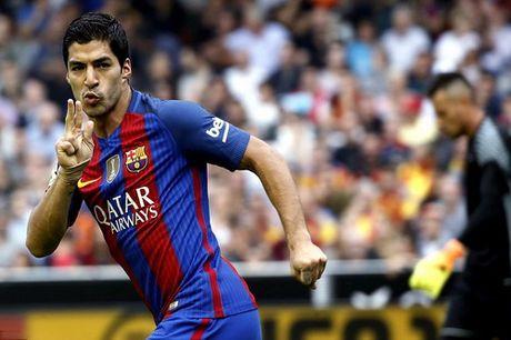 """Messi ghi ban phut bu gio, Barcelona thoat hiem o """"hang doi"""" - Anh 5"""