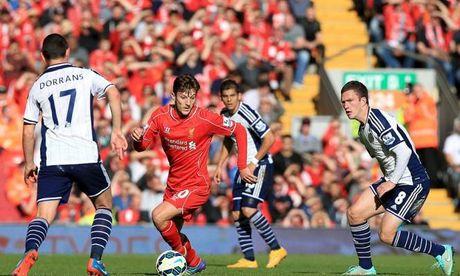Da bai West Brom, Liverpool danh chiem ngoi dau - Anh 1