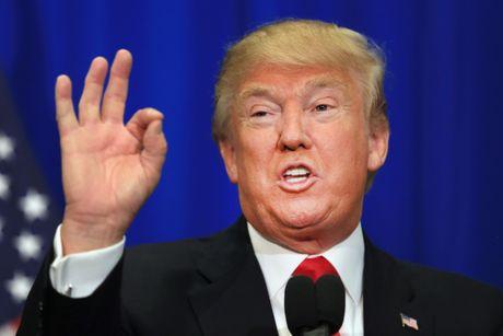 Sau tat ca, Donald Trump van duoc nguoi Trung Quoc yeu thich - Anh 1