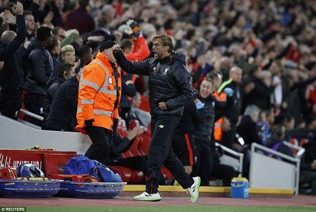 Da bai West Brom, Liverpool chiem ngoi nhi bang - Anh 2