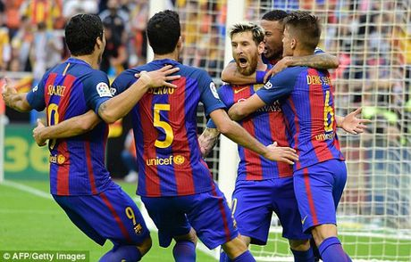 Thang Valencia kich tinh, Barca tam chiem ngoi dau - Anh 2