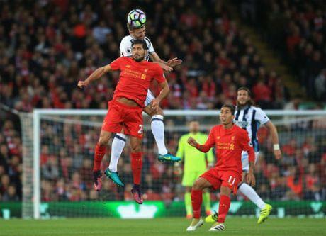 Liverpool - West Brom: Ao ao thac do - Anh 1