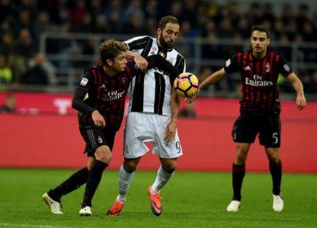 Milan - Juventus: Nguoi hung tuoi teen - Anh 1