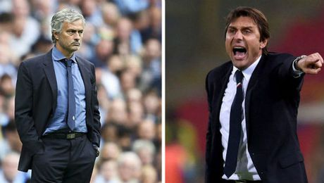 Mourinho – Conte: Nhung su tuong dong ky la - Anh 1