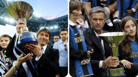 Mourinho – Conte: Nhung su tuong dong ky la - Anh 2