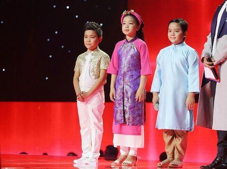Liveshow 6 Giong hat Viet nhi: Thuy Binh lot xac, Milana vao chung ket - Anh 1