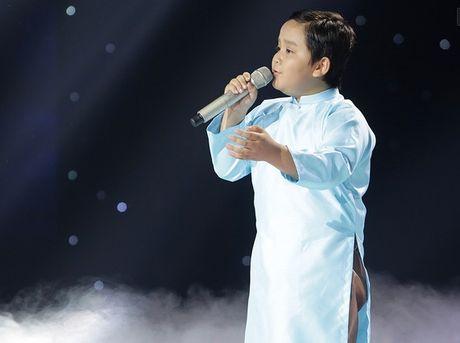 Liveshow 6 Giong hat Viet nhi: Thuy Binh lot xac, Milana vao chung ket - Anh 4