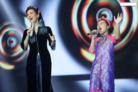 Liveshow 6 Giong hat Viet nhi: Thuy Binh lot xac, Milana vao chung ket - Anh 7
