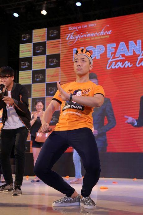 Tran Thanh bat khoc cam on va xin loi Hari Won vi da chon yeu minh - Anh 10