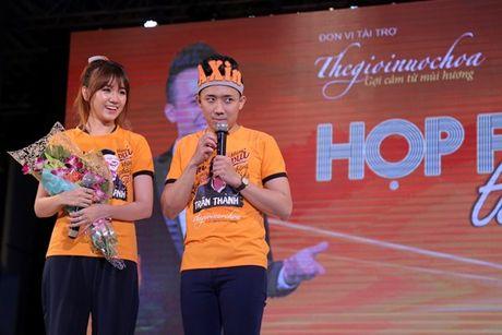 Tran Thanh bat khoc cam on va xin loi Hari Won vi da chon yeu minh - Anh 19