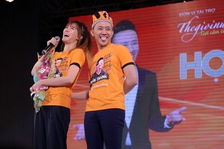Tran Thanh bat khoc cam on va xin loi Hari Won vi da chon yeu minh - Anh 20