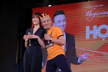 Tran Thanh bat khoc cam on va xin loi Hari Won vi da chon yeu minh - Anh 23