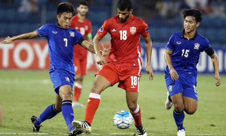 HLV U19 Bahrain dan hoc tro: 'Cho mac bay U19 Viet Nam' - Anh 2