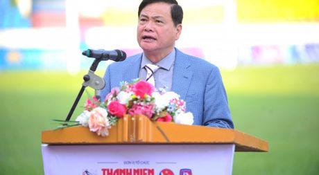 Khai mac vong chung ket U.21 Bao Thanh Nien - Cup Clear Men 2016 - Anh 1