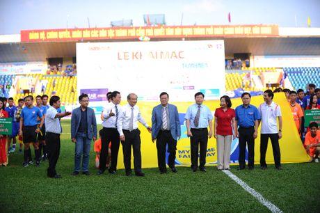 Khai mac vong chung ket U.21 Bao Thanh Nien - Cup Clear Men 2016 - Anh 3