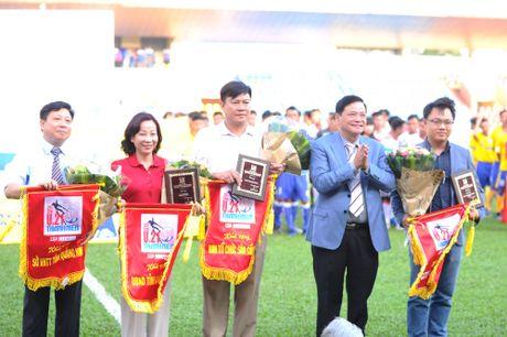 Khai mac vong chung ket U.21 Bao Thanh Nien - Cup Clear Men 2016 - Anh 4