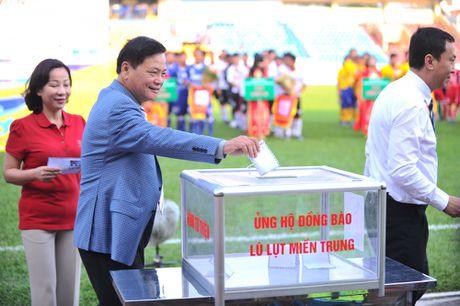 Khai mac vong chung ket U.21 Bao Thanh Nien - Cup Clear Men 2016 - Anh 5