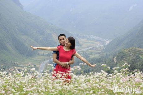 Chang 'phi cong' cau hon bang nhan kim cuong tren deo Ma Pi Leng - Anh 4
