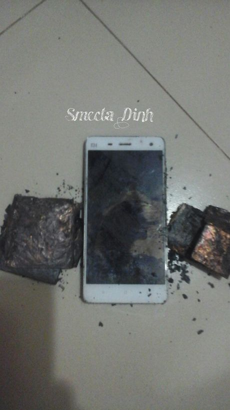 Xiaomi Mi4 phat no trong tui quan nguoi dung Viet - Anh 4