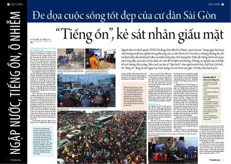 """Ngap nuoc, tieng on, o nhiem de doa cuoc song tot dep cua cu dan Sai Gon: """"Tieng on"""", ke sat nhan giau mat - Anh 6"""