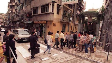 Qua khu cua khu pho sanh dieu nhat Hong Kong - Anh 1