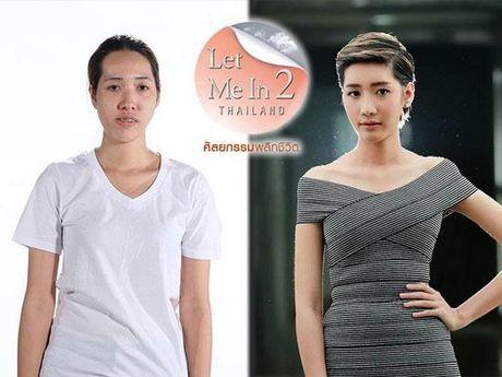 Hai co gai may man duoc tu sua nhan sac trong 'Thay doi cuoc song' phien ban Thai - Anh 4