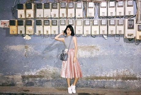 Pham Huong dien vay cong chua 'an dut' Thanh Hang, Ha Tang - Anh 5