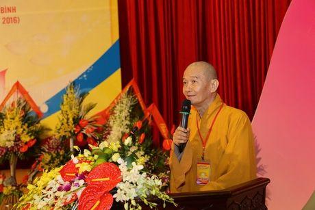 Ninh Binh: Khai giang khoa tap huan, khoa tu cho tren 5.000 phat tu tai chua Bai Dinh - Anh 2