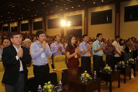 Ninh Binh: Khai giang khoa tap huan, khoa tu cho tren 5.000 phat tu tai chua Bai Dinh - Anh 3