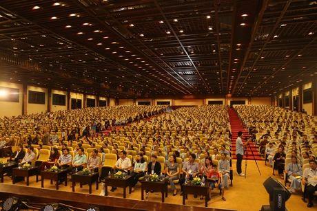 Ninh Binh: Khai giang khoa tap huan, khoa tu cho tren 5.000 phat tu tai chua Bai Dinh - Anh 5