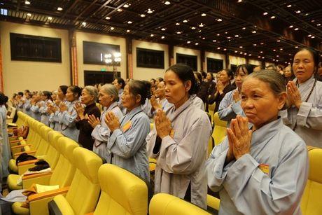 Ninh Binh: Khai giang khoa tap huan, khoa tu cho tren 5.000 phat tu tai chua Bai Dinh - Anh 6