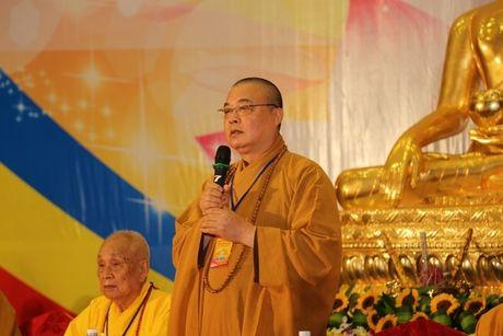 Ninh Binh: Khai giang khoa tap huan, khoa tu cho tren 5.000 phat tu tai chua Bai Dinh - Anh 7