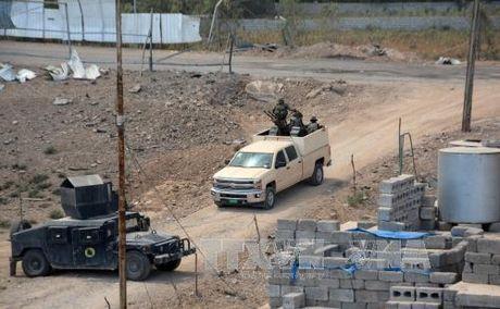 Mosul - 'Cu dam tong luc' cua quan doi Iraq - Anh 1