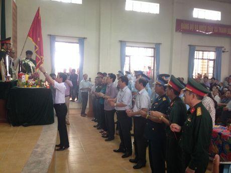 Ha Nam: Nghen ngao giay phut tien biet phi cong Dang Dinh Duy - Anh 10
