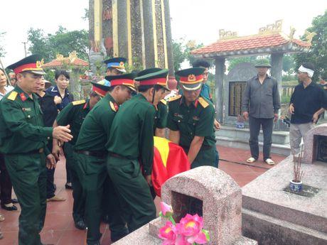 Ha Nam: Nghen ngao giay phut tien biet phi cong Dang Dinh Duy - Anh 11
