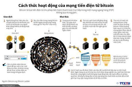 Cach thuc hoat dong cua mang tien dien tu bitcoin - Anh 1