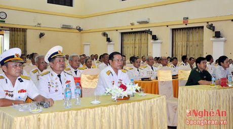 Ky niem 55 nam ngay mo duong Ho Chi Minh tren bien - Anh 1