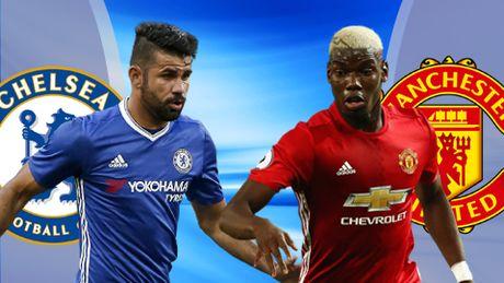 Chelsea vs MU: Quyet chien vi danh du - Anh 1