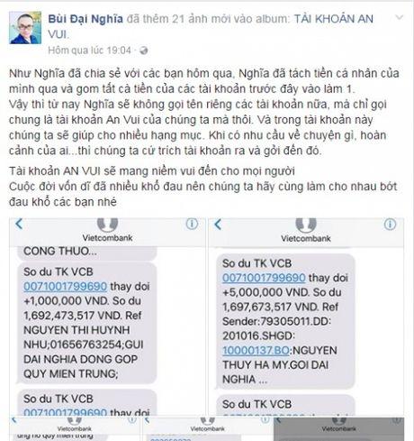 Tran Thanh bat khoc khi to tinh voi Hari Won, Dai Nghia bi to nhap nhang tien tu thien - Anh 5
