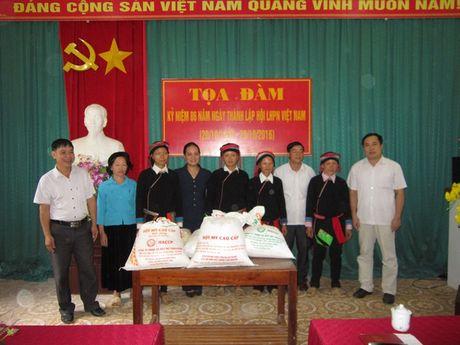 'Hu gao tinh thuong' o Bac Me (Ha Giang) - Anh 1
