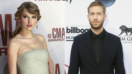 Taylor Swift hat hit cua Calvin Harris trong dem dien duy nhat nam 2016 - Anh 2