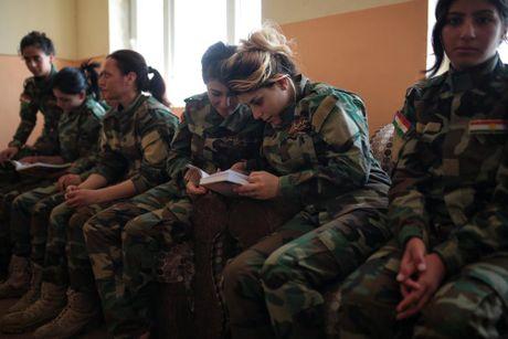 Bong toi cua Isis: Buc anh tu mien Bac Iraq - Anh 11